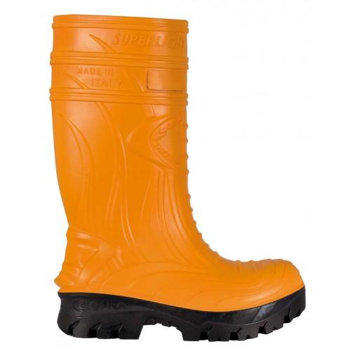 Cofra Thermic Orange Metatarsal Safety Wellingtons