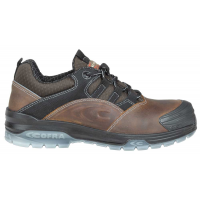 Cofra Vermeer Brown Metal Free Safety Shoes