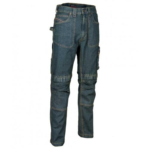 Cofra Dusseldorf Denim Trousers