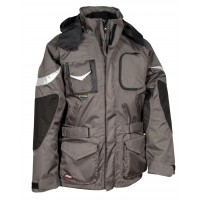 Cofra Icestorm Anthracite Waterproof Jacket