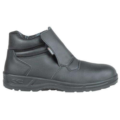 Cofra Lamar Black Safety Boots