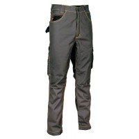 Cofra Maastricht Anthracite Tech-Wear Work Trousers