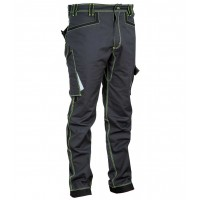 Cofra Montijo Anthracite Workwear Trousers