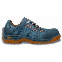 Cofra Samba Blue Safety Trainer with Composite Toecap