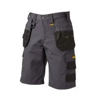 DeWalt Cheverley Grey Rip Stop Shorts