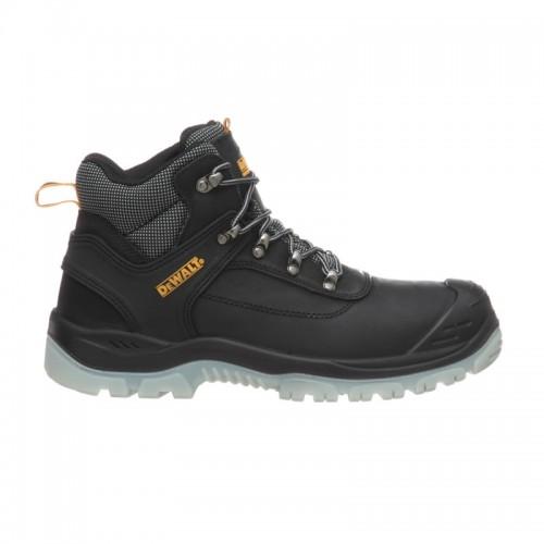 Dewalt Laser Safety Boots Steel Toe Caps and Midsole