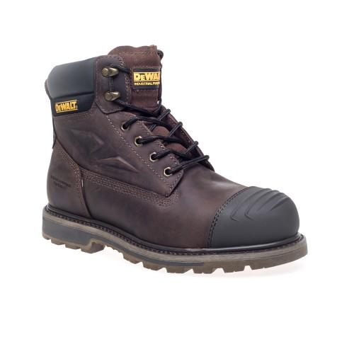 DeWalt Houston Brown Safety Boots