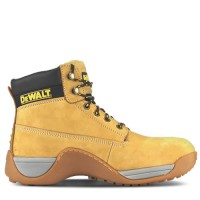Dewalt Apprentice Safety Boots With Steel Toe Caps