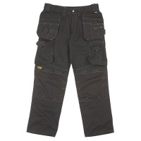 Dewalt Pro Canvas Work Trouser with Cordura Knee Pockets