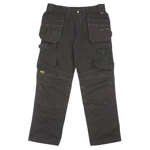 Dewalt Pro Canvas Work Trouser with Cordura Knee Pockets