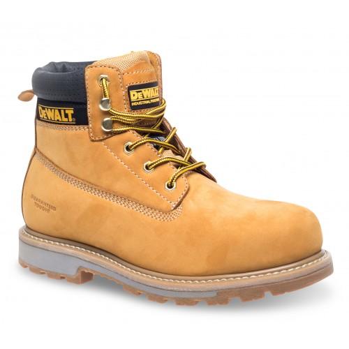 Dewalt Hancock Wheat Safety Boots