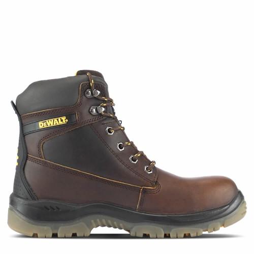 DeWalt Titanium Safety Boots With Steel Toe Cap