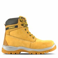 DeWalt Titanium Honey Safety Boots With Steel Toe Cap
