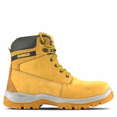DeWalt Titanium Honey Safety Boots With Steel Toe Cap