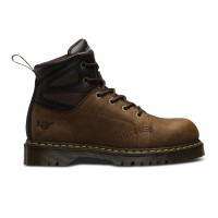 Dr Martens Fairleigh St Brown Safety Boots