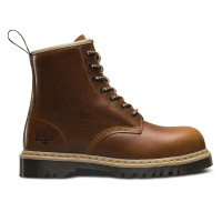 Dr Martens Icon 7B10 Tan Safety Boots