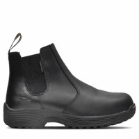Dr Martens Cottam ST Black Dealer Boots