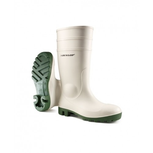 Dunlop Protomaster White Safety Wellingtons 171BV