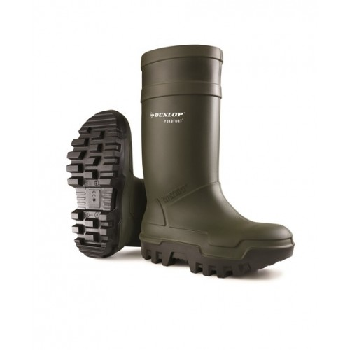 Dunlop Purofort Thermo Safety Wellingtons C662933