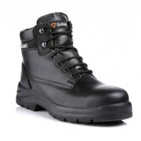 Goliath Bristol Safety Boots With Steel Toe Caps & Midsole