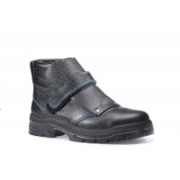 Goliath HM2001 Welders Safety Boots With Steel Toe Caps & Midsole