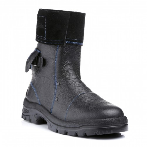 Goliath Mid Blast Foundry Safety Boots Steel Toe Caps & Midsole