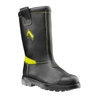 Haix Fireman Yellow Firefighters Boots