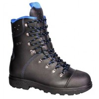 Haix 603503 Blue Mountain Class 2 Chainsaw Boots