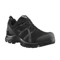 Haix Black Eagle 40 Low Black Safety Shoes