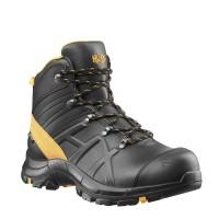Haix Black Eagle Safety 54 Mid Boot Black/Orange