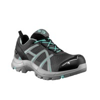 Haix Black Eagle Safety 40.1 Low Grey/Mint Ladies Shoes