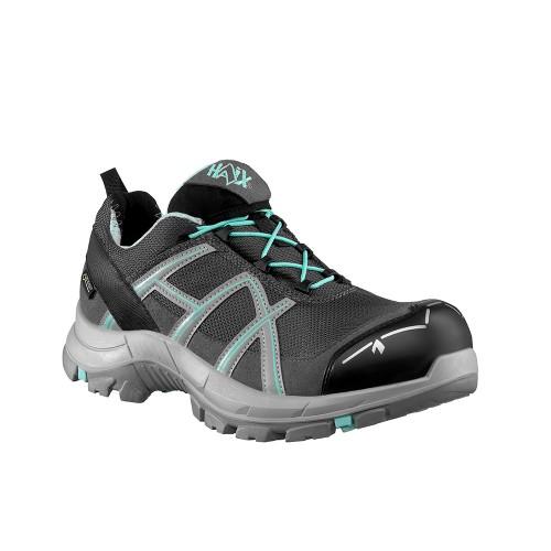 Haix Black Eagle Safety 40.1 Low Grey/Mint Ladies Shoes