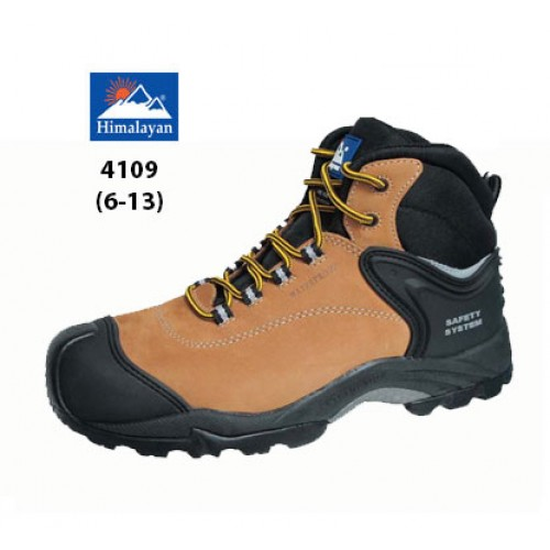 Himalayan 4109 Waterproof Safety Boots Metal Free with Gravity Sole