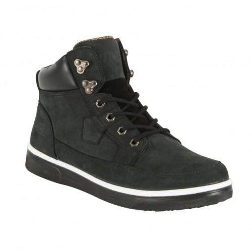 JCB 4CX Black Hiker Boots