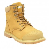 JCB 5CX Honey Safety Boots