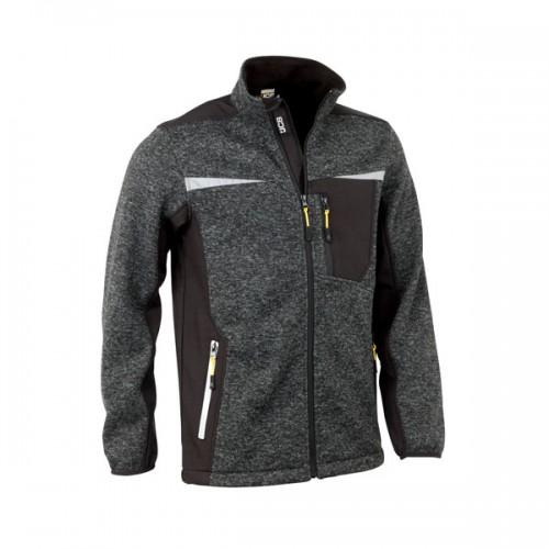 JCB Workwear Essington Full Zip Jumper