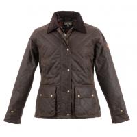 JCB Workwear Ladies Cheltenham Quilted Jacket