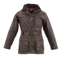 JCB Workwear Ladies Ascot Wax Jacket