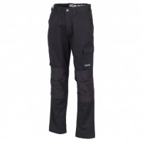 JCB Essential Cargo Trousers Black