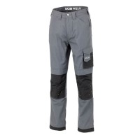 JCB Trade Ripstop Trousers Grey