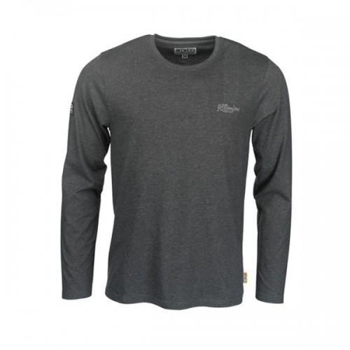 JCB Trade Long Sleeve T-Shirt Grey