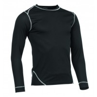JCB Black Base Layer Top