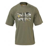 JCB Workwear Heritage T-Shirt Olive