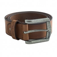 JCB Brown Leather Work Belt