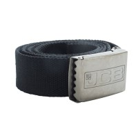 JCB Black Adjustable Work Belt