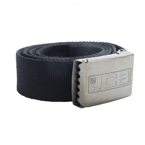 JCB Black Adjustable Work Belt