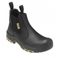 JCB Black Dealer Boot