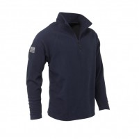 JCB 1/4 Zip Essential Fleece
