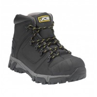 JCB XSeries Black Safety Boots