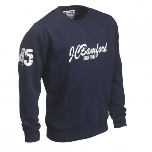 JCB Limited Edition Navy Sweatshirt